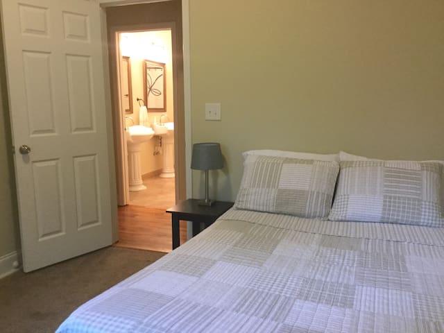 Business Traveler's Refuge C - Atlanta - Huis