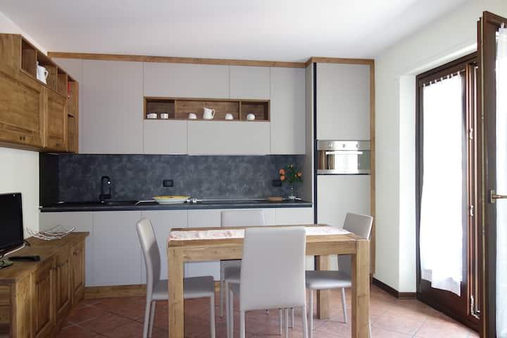 Appartamento casa monolocale Valtournenche