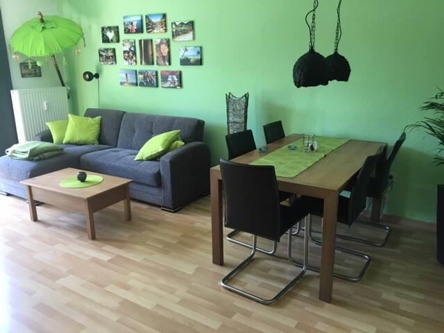 Schöne Wohnung im beliebten Stadtteil