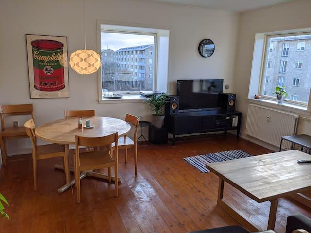 Big apartment close to Aalborg City Center