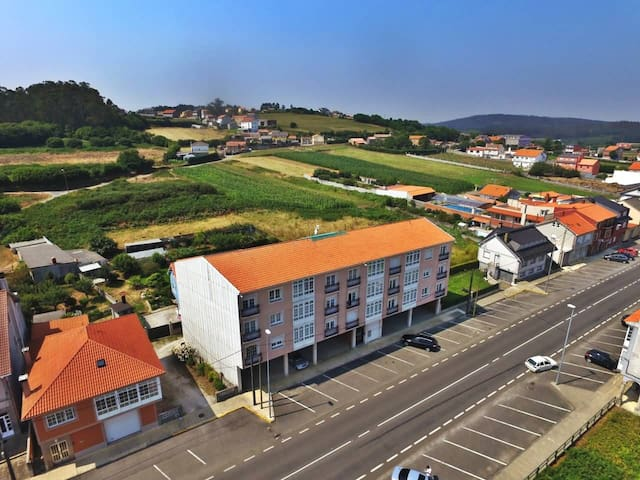 New apartments in small town near Coast of death - Malpica - Apartment