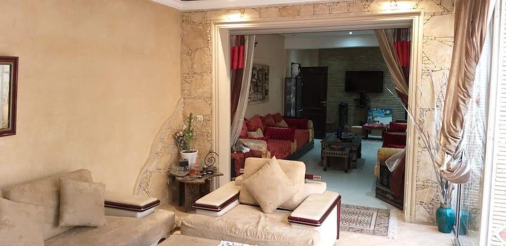 Best Luxurious Villa In Agadir Bay