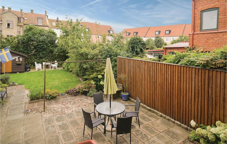 Holiday apartment with 1 room on 30m² in Ystad