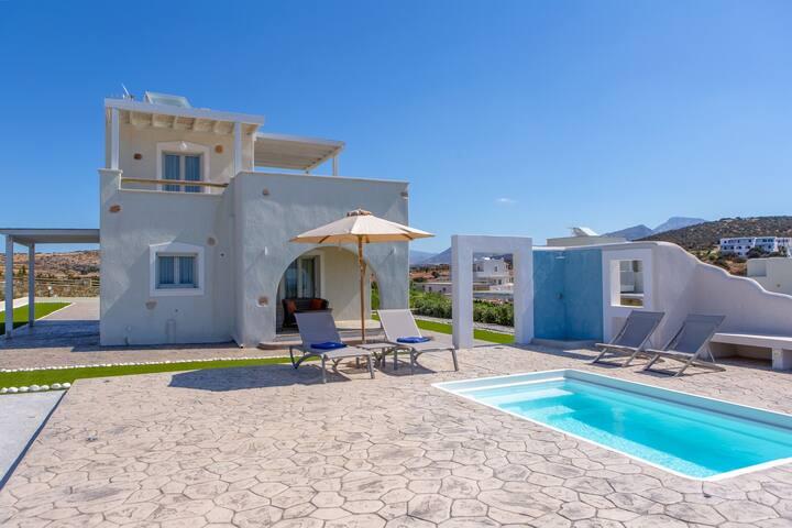 Two Bedroom Villa Private Pool & SV (Purple)