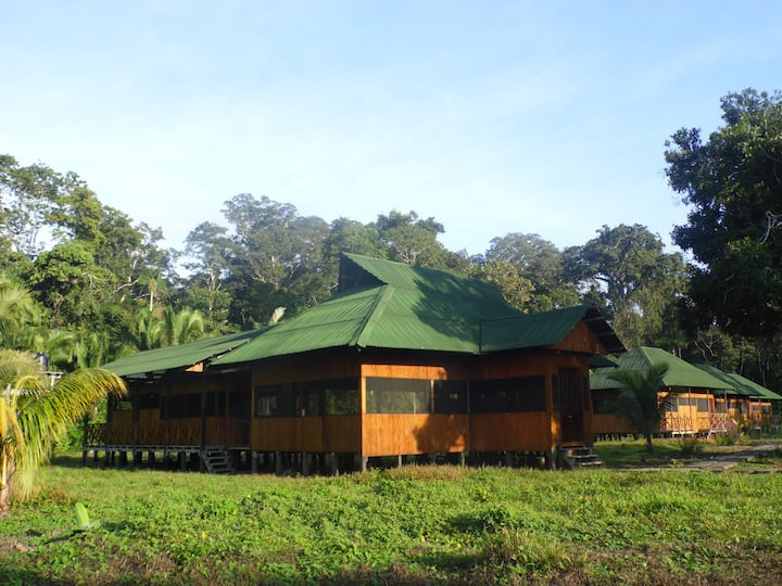 Aguajal Manu Lodge