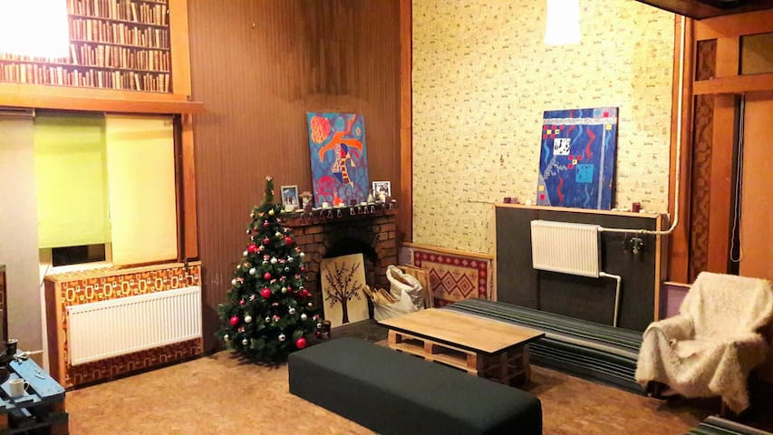 White Shino Hostel - One bed in dormitory room