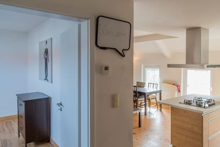Lovely duplex, heart of Brussels. Ixelles - 伊克塞爾