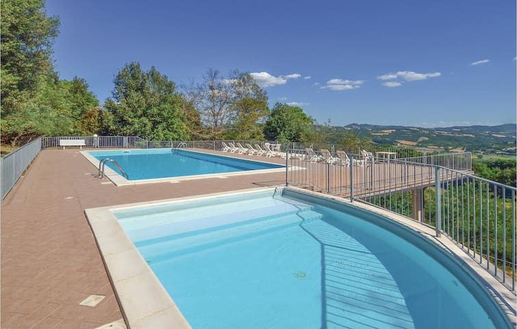 Holiday apartment with 3 bedrooms on 90m² in Citerna (PG)