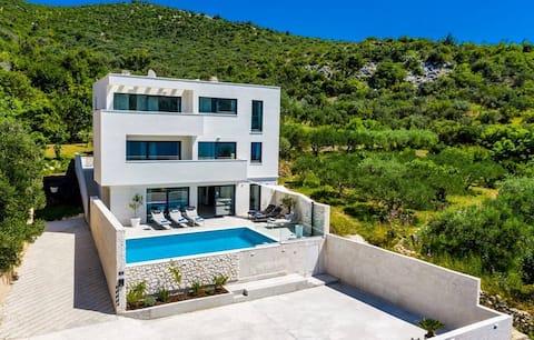 Villa White Lady Dubrovnik - privater Swimmingpool