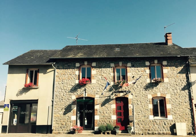 B&B: La Bouchère 33 in de Limousin! - Meuzac - Bed & Breakfast