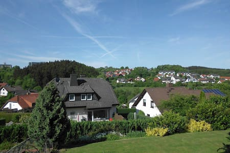 Ferienwohnung Bremecketal - Lüdenscheid - Apartment - 1