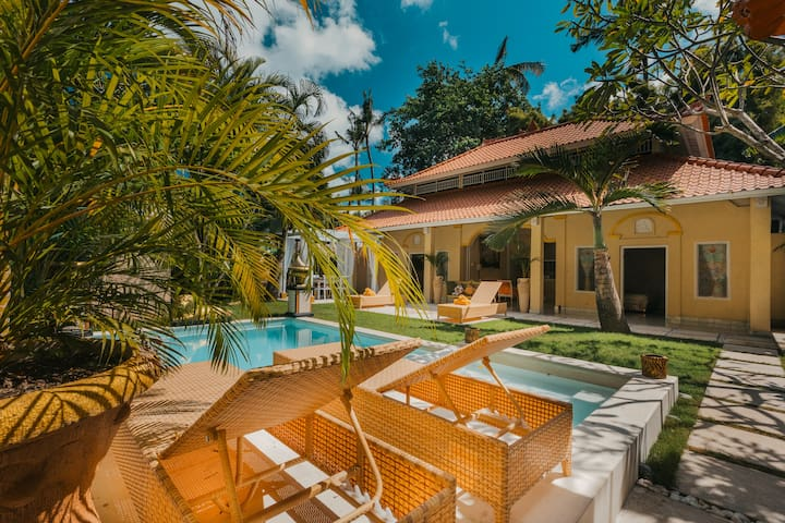 Boutique Villa-SEMINYAK DRUPADI- 5min to BEACH