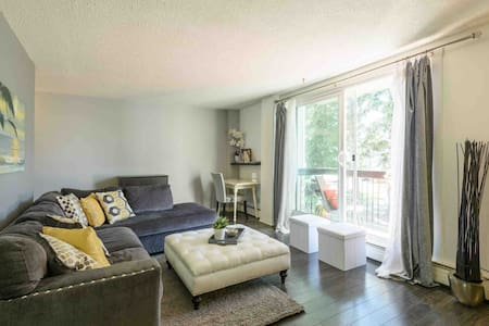 CLEAN 2BR Apartment, near Chinook, Free Parking