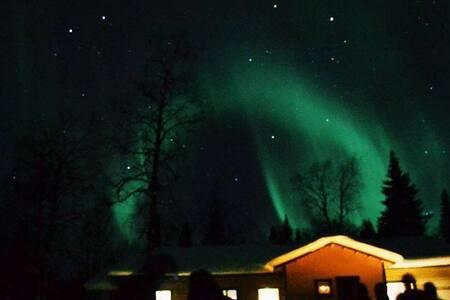 Totovaara Cabin ecological accom - Kittilä