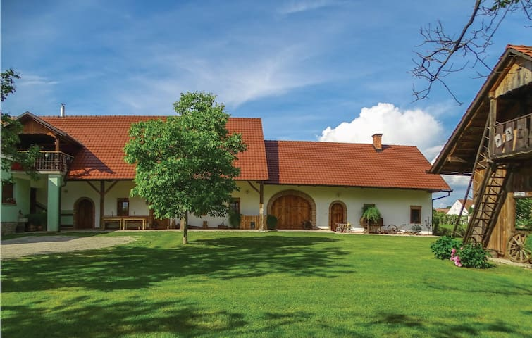 Holiday apartment with 1 bedroom on 52m² in Ljutomer