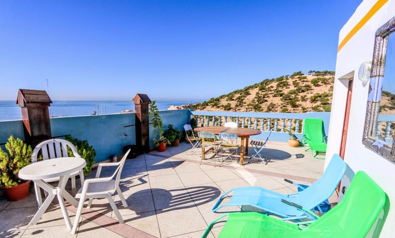 OS Apartment Taghazout seaview  2p GER/ENG 2