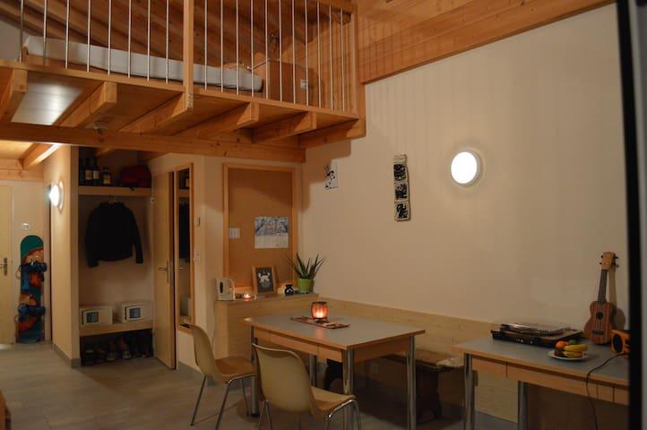 Mezzanine à Crans-Montana - Montana - Wohnung