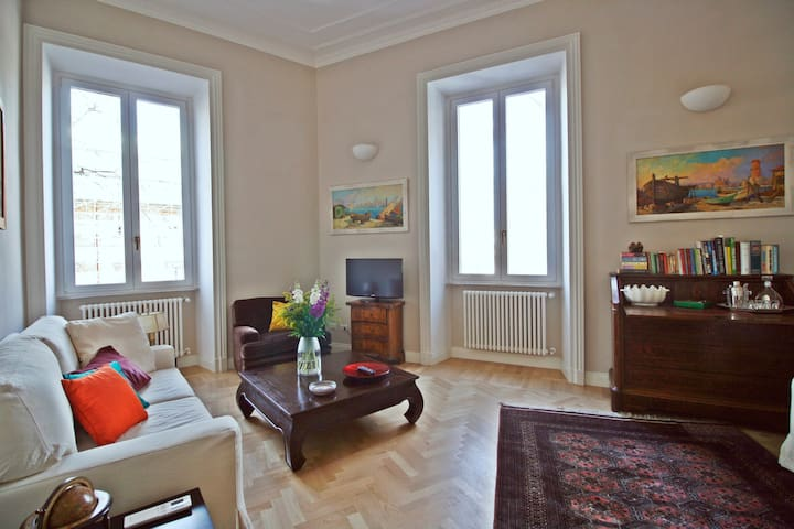 Merveilleux appartement dans le cœur de Trastevere