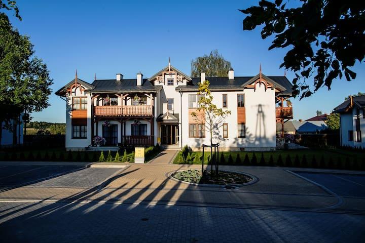 Apartamenty Zdrojowe Nałęczów - Nałęczów - Wohnung