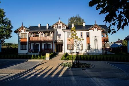 Apartamenty Zdrojowe Nałęczów - Nałęczów - Lejlighed