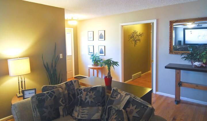 Spacious & Comfy Family-Friendly Home