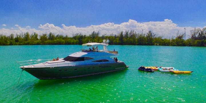 65' Princess - Rent a Luxury Yachting Experience!