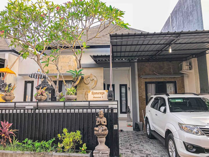 Your home away from Home (Djanuraga House 1)