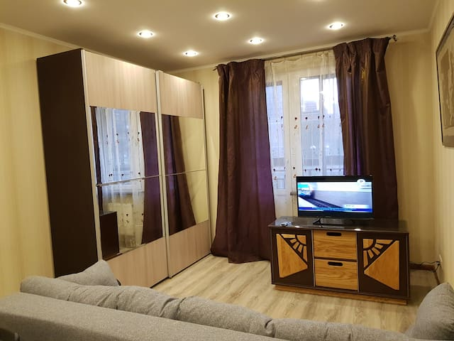 Апартаменты на Юбилейном пр д 66