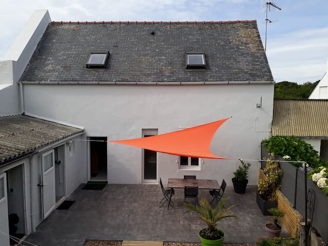 Chez Mamm - Maison bretonne Finistère