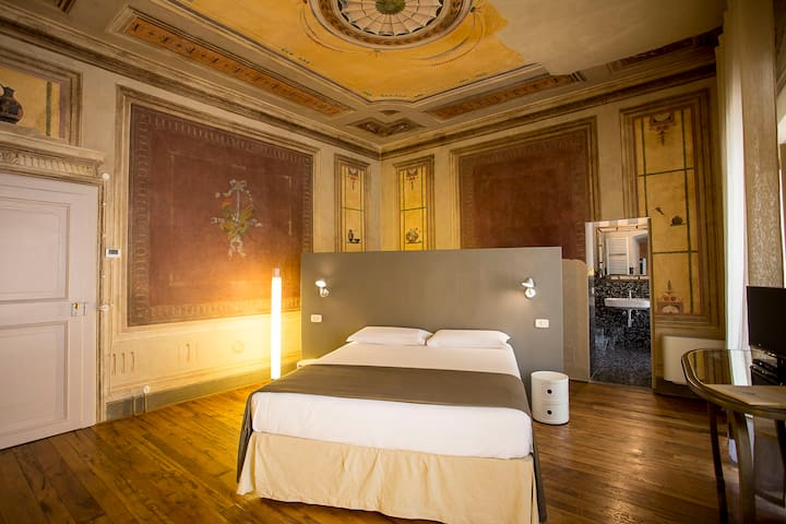 Suite Nazionale - Romantic escape for 2 in Cortona - Cortona - Bed & Breakfast
