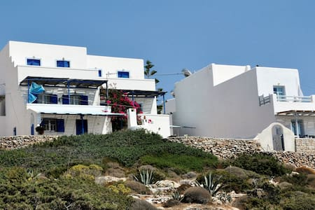 Μεζονέτα 100 m2, ηλιόλουστο, μεγάλες βεράντες - Donoussa
