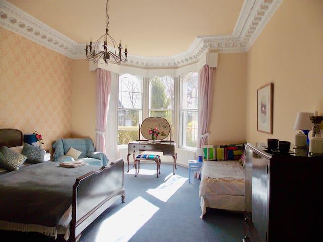 Clepington Victorian Villa