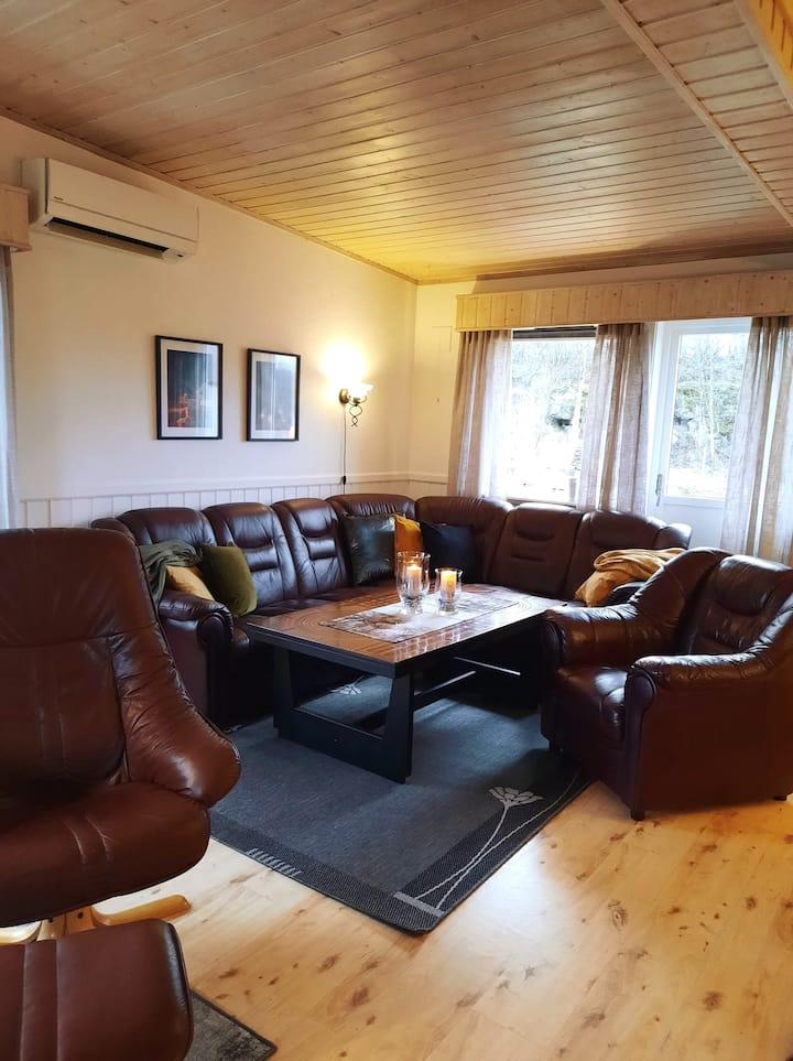 Hus i Lofotrivieraen, Laukvik