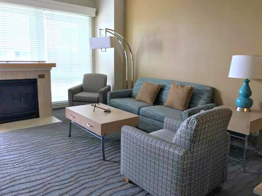 Modern, contemporary furnishings