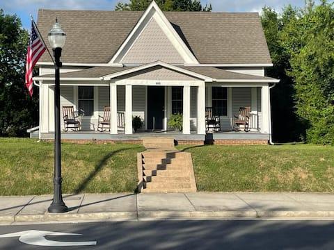 Magnolia on Main, entire house on Main Street