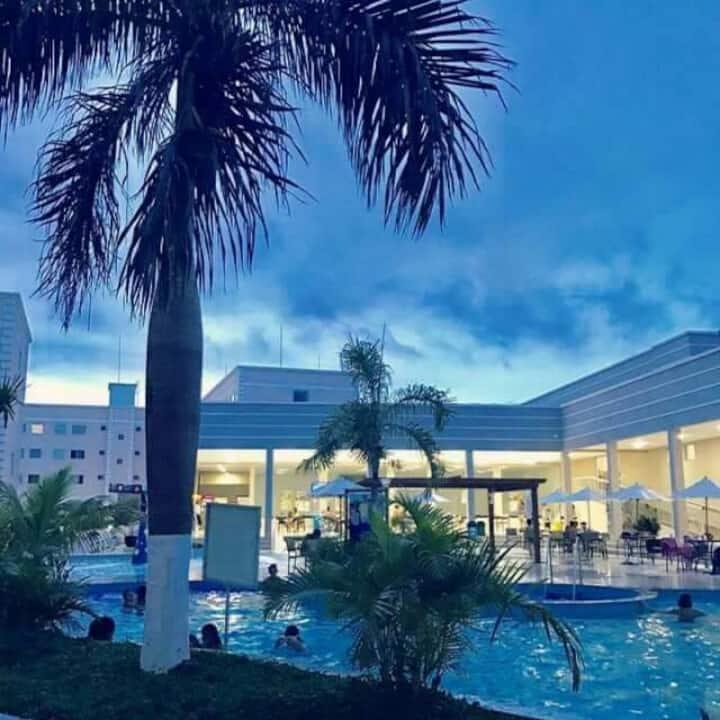 Resort Encontro das Águas Caldas Novas Goiás