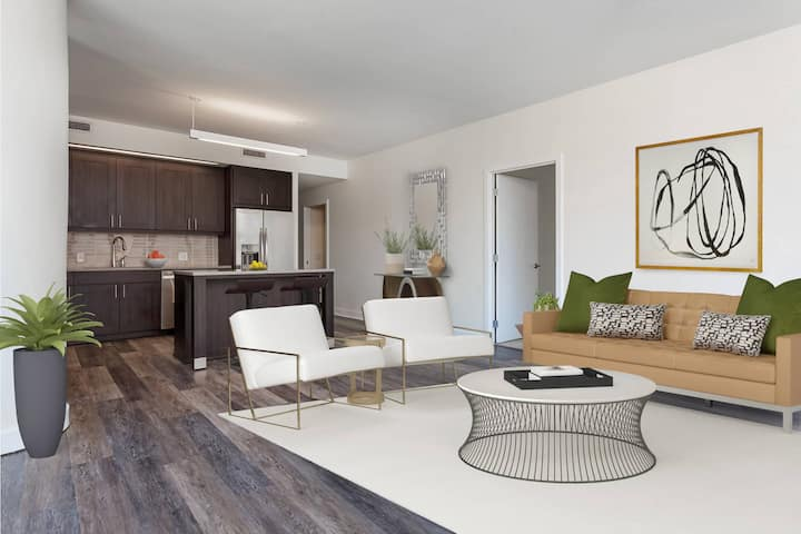 Entire apartment for you | 1BR in Washington
