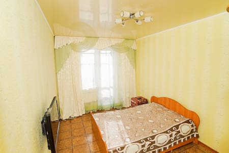 Комфортная квартира на ЧТЗ - Chelyabinsk