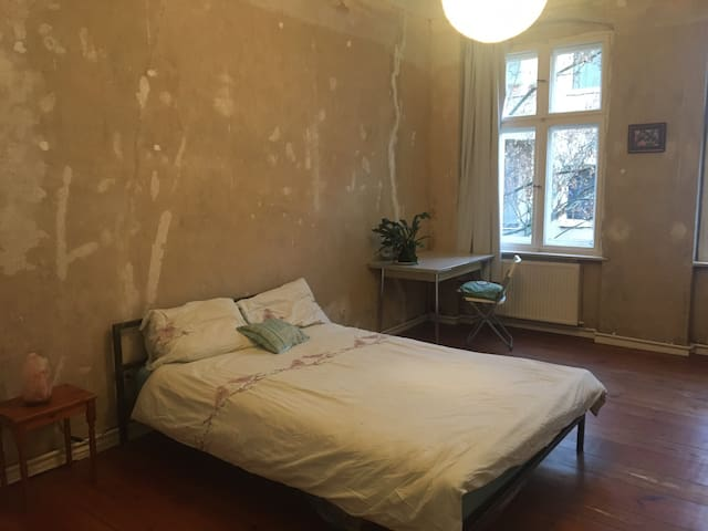 Spacious Room in Neukölln