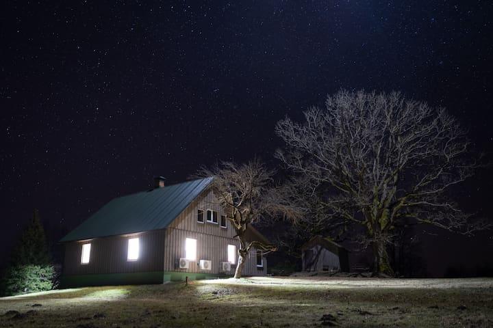 Lauku māja ģimenēm
