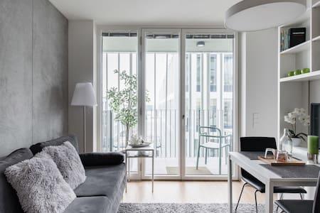 Gemütliches Apartment mit Balkon am grünen Prater