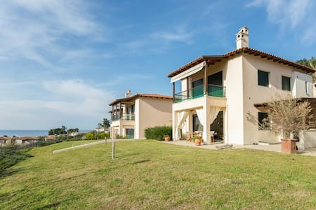 Villa by the Sea with Mountain View - Chaniotis - 獨棟