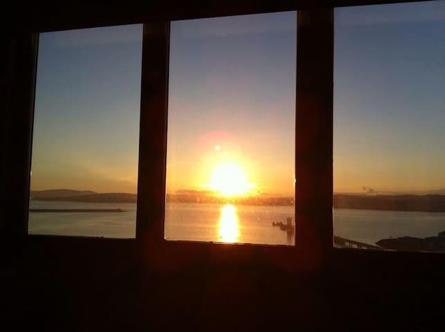 Piso con impresionantes vistas - La Coruña - Pis