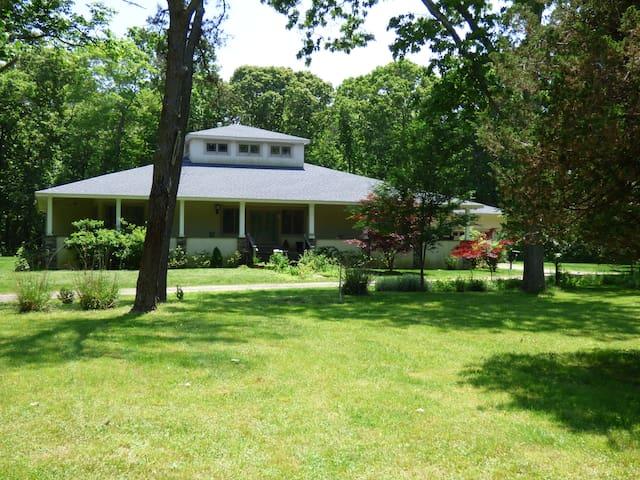 6000 Sq Ft Estate 2550 Acres Eastern Long Island