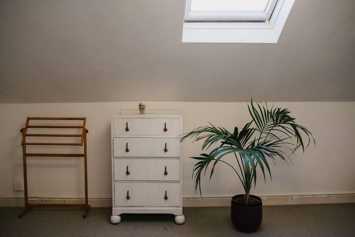 Peaceful space - bedroom
