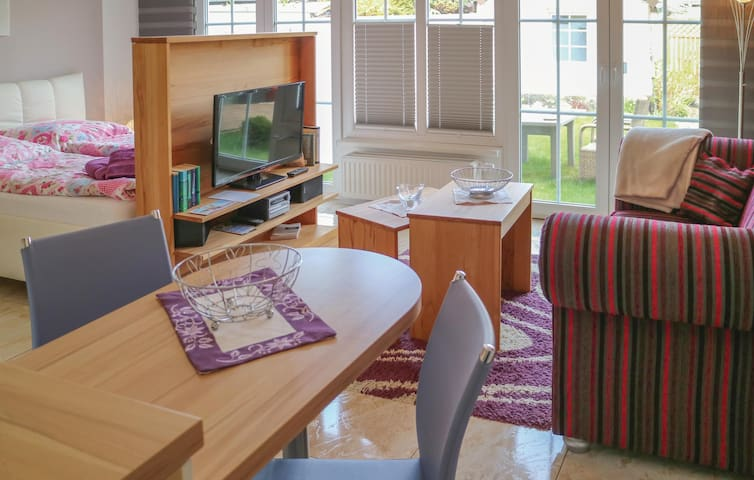 Holiday apartment with 1 room on 25m² in Warnemünde