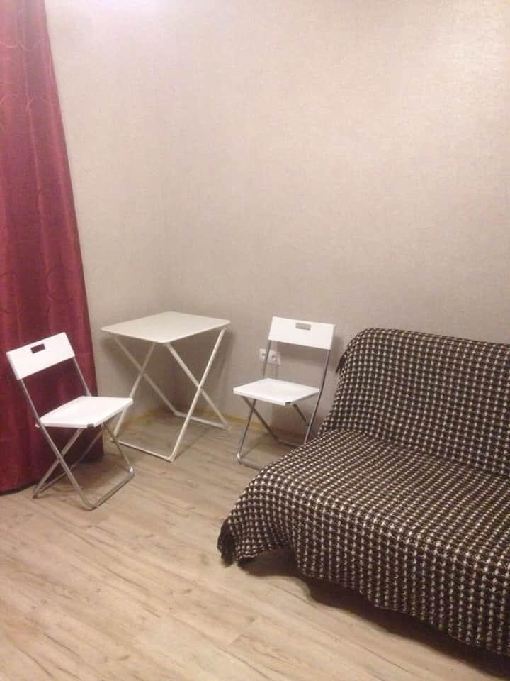 Маленькая уютная квартира-студия у Летнего сада