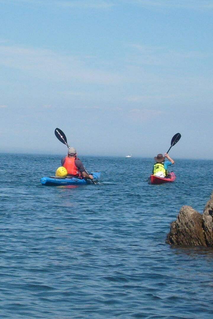 Coastal trips