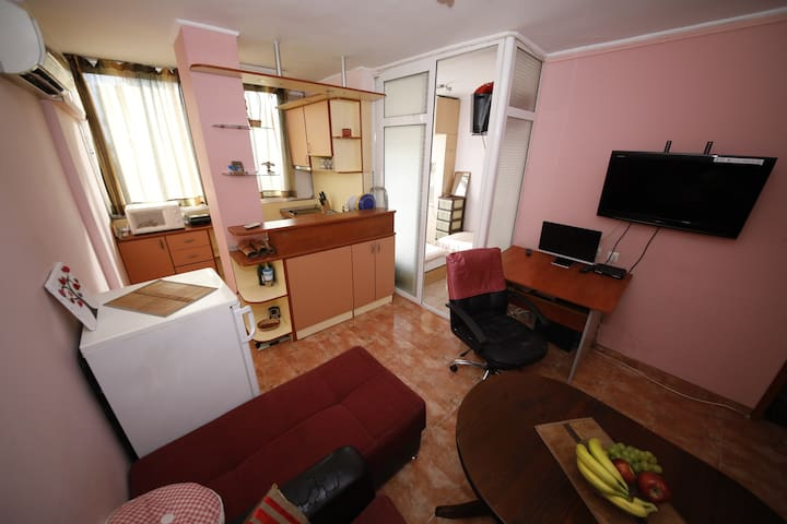 Cozy apartment in the heart of Varna