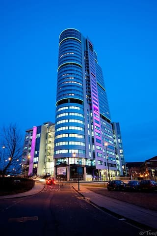 Leeds City Centre, Bridgewater Place,
